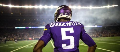 Teddy Bridgewater may be on the move this offseason. - [Image via VangLight Productions / YouTube screencap]