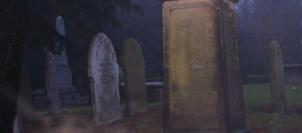 A typical grave yard not unlike the places 'Ghost Adventures' and 'Most Haunted' investigate. image - Flickr