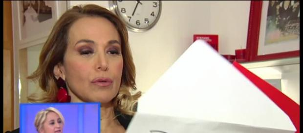 Barbara D'Urso lascia Mediaset?