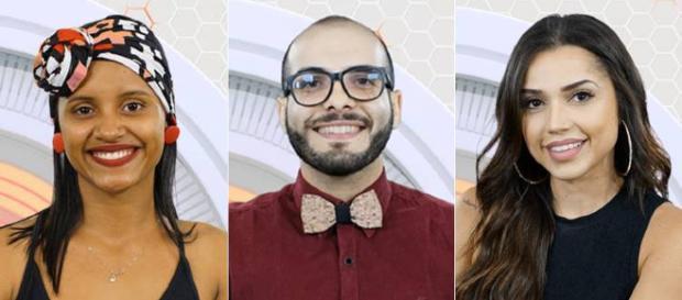 ''BBB 18'': Gleici, Mahmoud e Paula compõem o 6º paredão desta edição