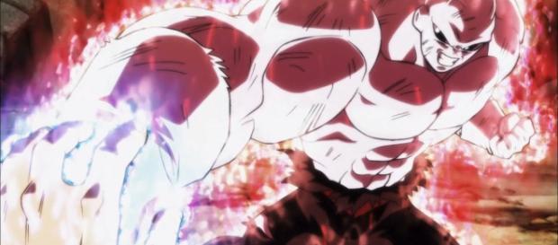 'Dragon Ball Super': Jiren's new physical features resemble another villain.[Image Credit: MaSTARMedia/YouTube Screenshot]