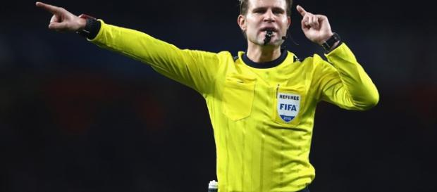 Felix Brych appointed Champions League final referee - Football Scenes - footballscenes.com