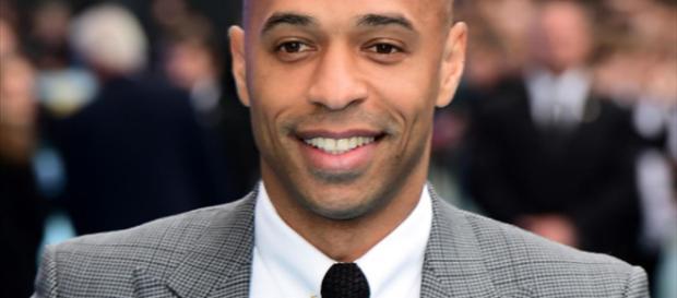 Ícono y comentarista del club Thierry Henry