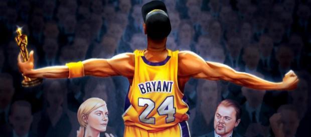 Kobe Bryant remporte un oscar, crédit photo Bleach Report