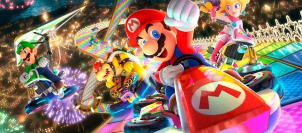 Mario Kart: donde puedes tener diversion junto a tus compañeros