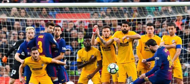 Messi decantó la liga en favor del Barça- dailymail.co.uk