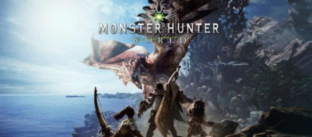 Monster Hunter World puede tener un gran avance en el mercado de los videojuegos