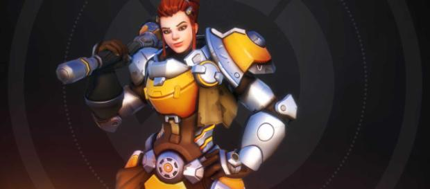 New Overwatch character Brigitte is a support-tank hybrid (YouTube/Blizzard)