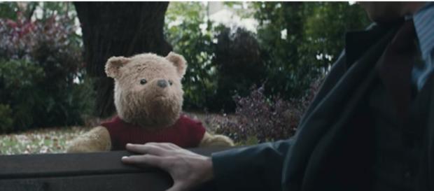 Imagen de la primer vista a Winnie the Pooh