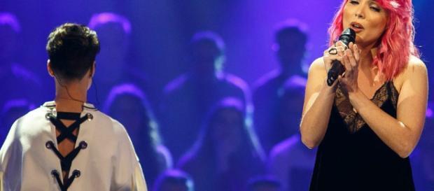 Revive la actuación de Almaia del concierto del Palau Sant Jordi ... - eurovisionplanet.com
