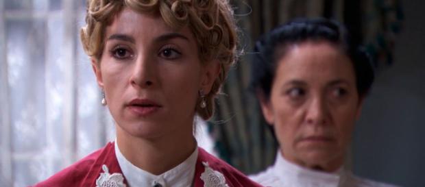 Una Vita anticipazioni: Cayetana salverà Fabiana da Ursula?