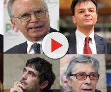 Alcuni dei parlamentari rieletti in Parlamento nelle file di Liberi e Uguali