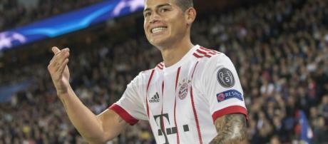 casi listo el nuevo técnico de James Rodríguez - ligadeportiva.com