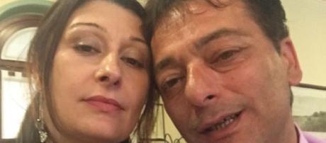 In foto marito e moglie di Gela, fonte immagine Leggo.it