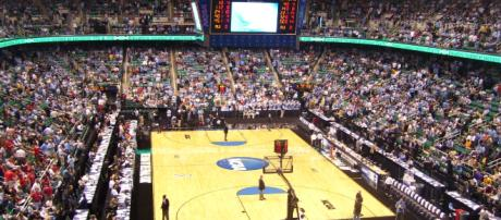 The NCAA tournament is right around the corner. - [Image via Flickr user Jason A G]