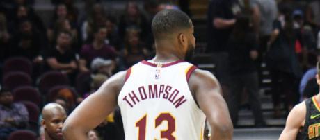 Thompson podría estar fuera de acción por un tiempo