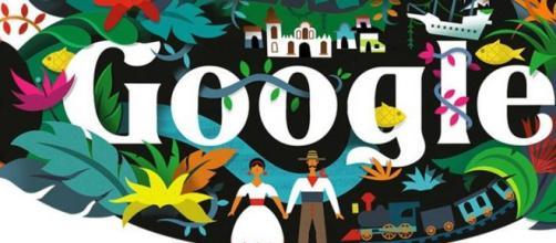Así rinde homenaje Google a Gabriel García Márquez
