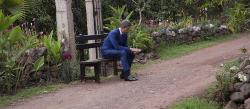 'Bachelor' Arie Luyendyk Jr. had a change of heart after his final rose ceremony. - [Image via Paul Hebert/ABC]