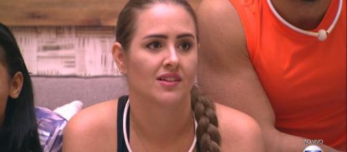 BBB 18: Patrícia anda passando dos limites e não poupando sua confiança por ser lider da semana.