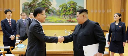 Ce message secret de Kim Jong-un que Séoul transmettra à ... - sputniknews.com