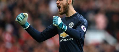 David de Gea ha sido la estrella sobresaliente del United en las últimas temporadas
