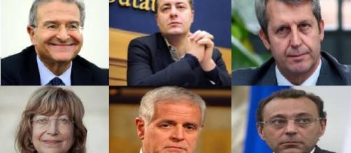 Ecco i più noti parlamentari uscenti non riconfermati in Parlamento dopo le elezioni politiche