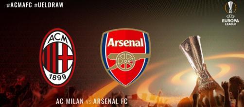 Europa League: probabili formazioni e dove vedere Milan-Arsenal ... - zon.it