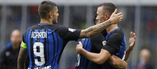 Icardi-Perisic stendono la Spal, l'Inter vola in testa - La Stampa - lastampa.it