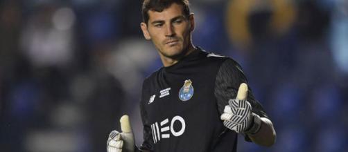 Iker Casillas podría regresar a España - marca.com