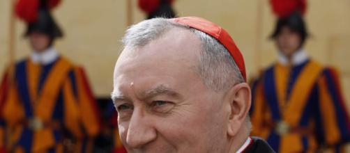 Il Cardinale Parolin, Segretario dello stato Vaticano