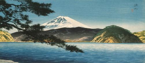 Itō Shinsui . Tradición y modernidad, es el título de la exposición que nos acerca las estampas de este gran artista japonés