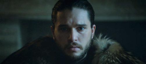 Jon Snow, personagem interpretado por Kit Harington