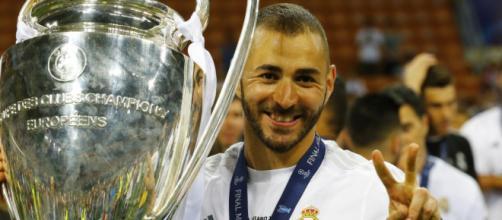 Karim Benzema sous pression contre le PSG