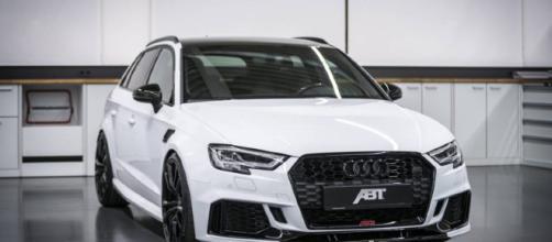 L' ABT Audi RS3 raggiunge la potenza di 500cv