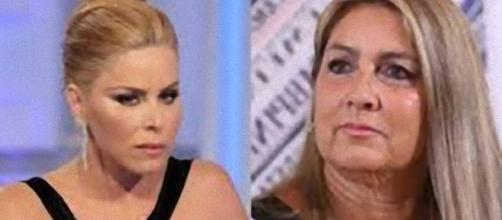 Loredana Lecciso minaccia di querelare Romina.