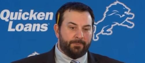Matt Patricia was hired by the Lions as head coach (Image Credit: NFL World/YouTube)