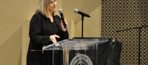 Megan Barry resigns after three years in office. - [Ashley Webster via Wikimedia Commons]