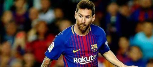 Messi intervém sobre os reforços.(foto reprodução).