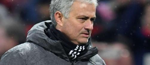 Mourinho no estaba impresionado con el enfoque defensivo de su equipo