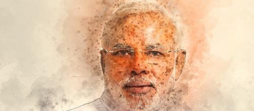 Narendra Modi wins in the NE India also.Photo- (Image Credit-Sambeet-Pixabay)