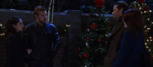Sam and Jason will save Franco and Drew will need his help. (Image via GH worldwide fans Youtube).