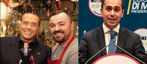 #Silvio Berlusconi fa visita a #Napoli. #BlastingNews