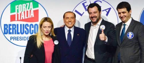 Elezioni Politiche, Silvio Berlusconi: 'Il Centro-Destra ha vinto e governerà'