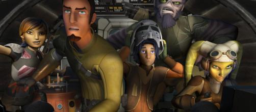 Star Wars Rebels está en su punto final