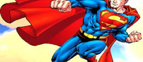 Superman. ¡El Hombre de Acero!
