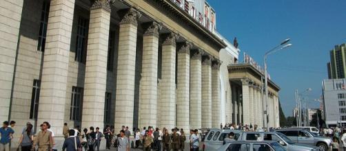 View of Pyongyang, North Korea. - [Image credit – mengyeyue, Wikimedia Commons]