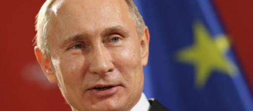 Vladimir Putin y organización del mundial