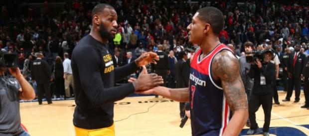 Beal talks about LeBron James - (Image: YouTube/Wizards)