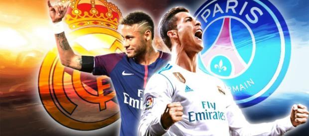 Clash PSG - Real Madrid | David vs Goliath | RedCafe.net - redcafe.net