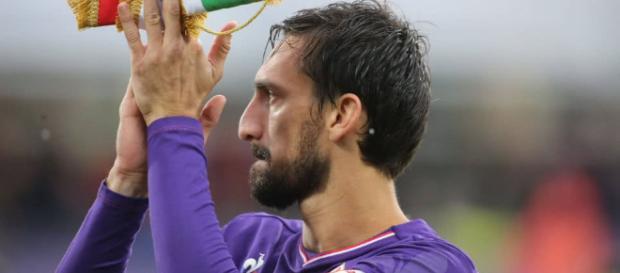 Davide Astori Fiorentina - deportesrcn.com